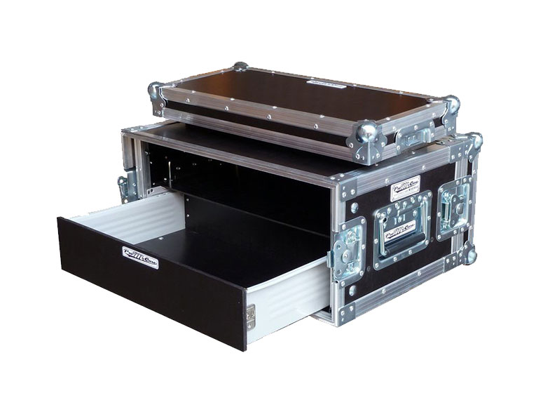 Rack Case 4U s ladicom