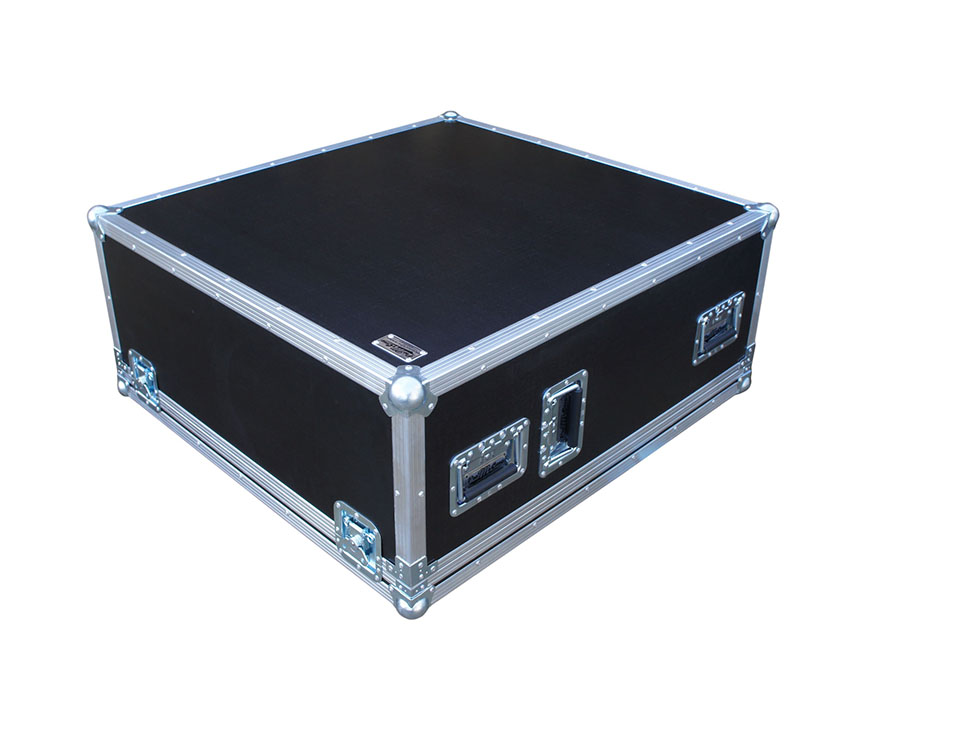 Kofer za miksetu + stražnja zaštita  (dockhouse)
